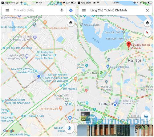 cach su dung google traffic xem tac duong giao thong 3