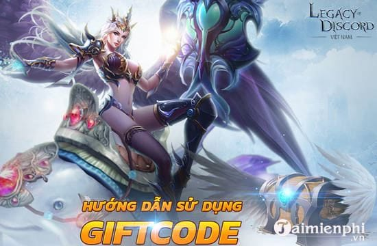 code legacy of discord