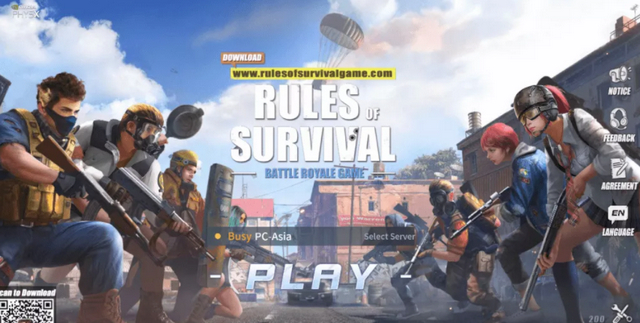 cach doi ngon ngu tieng viet game rules of survival