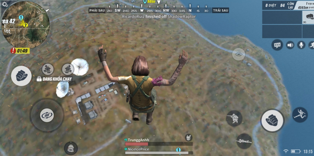 cach choi rules of survival gianh nhieu chien thang