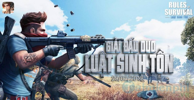 rules of survival vng vua chong hack vua to chuc giai dau cho game thu