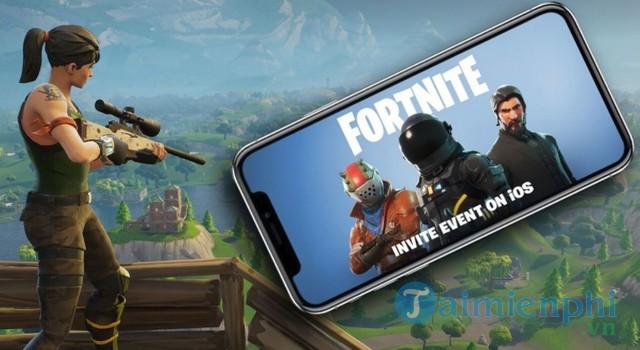 epic games chuan bi tung ra phien ban fortnite mobile