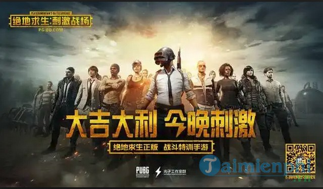cach cai pubg mobile tren may tinh