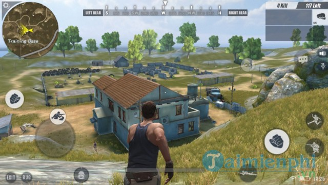 cach choi map 8x8 trong game rules of survival
