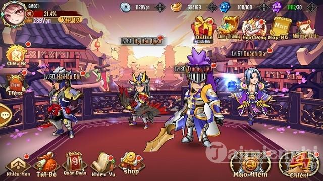 ba dao 3q game mobile tam quoc dam chat nhat ban ra mat game thu ngay 27 03
