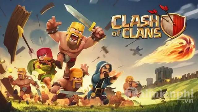 cach choi clash of clans cho nguoi moi bat dau