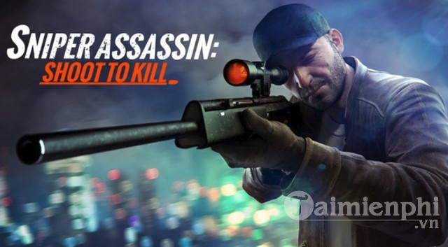 cach choi sniper 3d gun shooter tren may tinh