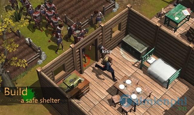 The Outlived - Game sinh tồn zombie đặc sắc đã có bản phát hành cho mobile