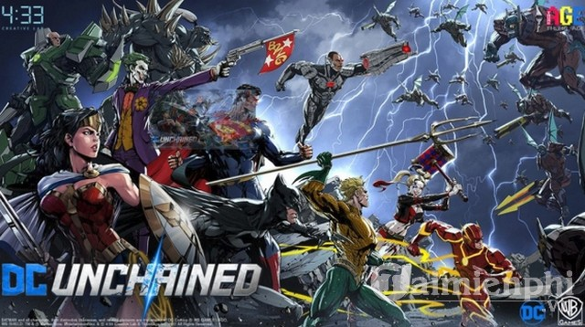 cau hinh choi game dc unchained
