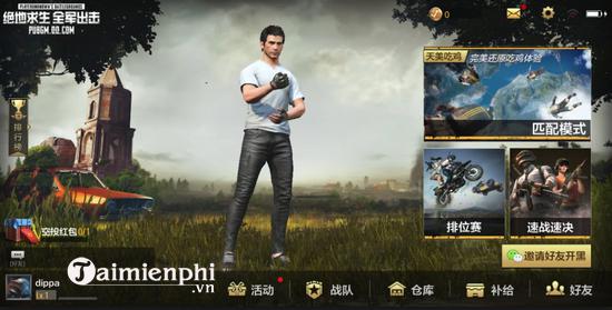 Cách tải và chơi PUBG Mobile trên server Trung Quốc 6