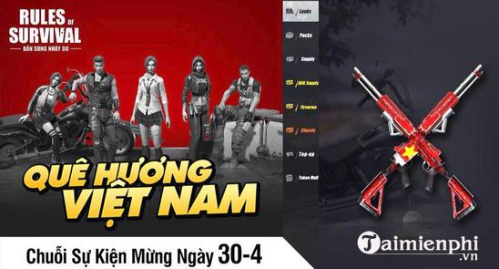 update rules of survival 2 5 xe tuk tuk co ngoai hinh moi