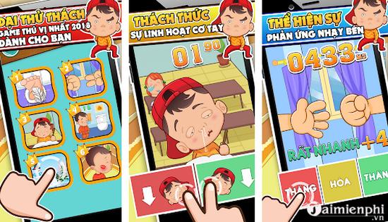 cach choi game dai thu thach tren may tinh bang gia lap android