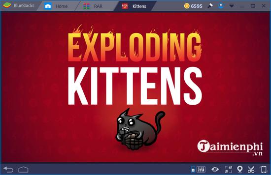 Cách chơi game mèo nổ Exploding Kittens trên PC 3
