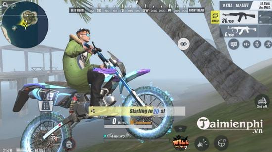 ban cap nhat rules of survival 11 7