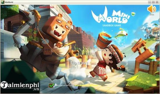 Hướng dẫn tải và chơi Mini World Block Art 4