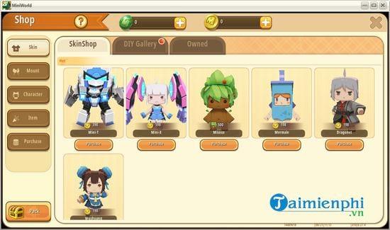 Hướng dẫn tải và chơi Mini World Block Art 9