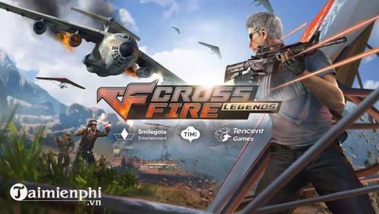 cach cai dat va choi game crossfire legends tren may tinh