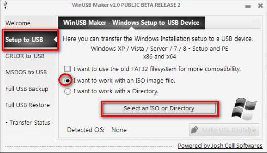 Cài đặt Win XP bằng USB cho PC, Laptop 2