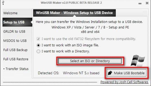Cài đặt Win XP bằng USB cho PC, Laptop 3