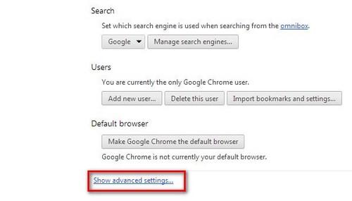 Khắc phục lỗi SSL khi vào Facebook, Gmail