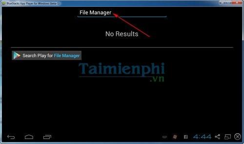 Cách copy ảnh, video, dữ liệu từ máy tính vào BlueStacks