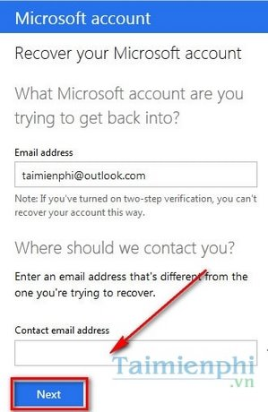 how to find microsoft account password