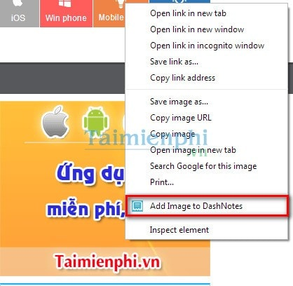 Cách tạo Note trên Google Chrome với DashNotes