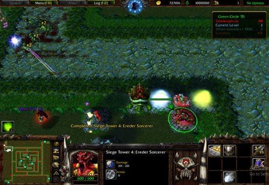 Những map Warcraft nhiều người chơi hiện nay 4