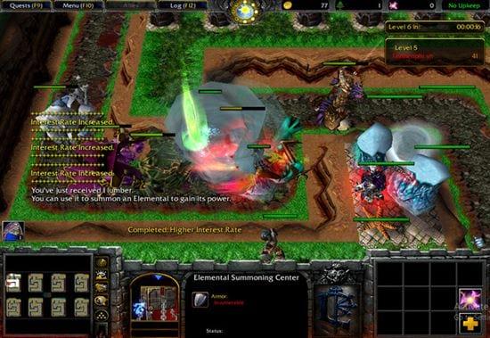 Những map Warcraft nhiều người chơi hiện nay 5