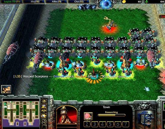 Những map Warcraft nhiều người chơi hiện nay 6