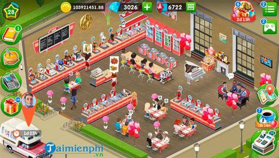 Top game cửa hàng, bán hàng