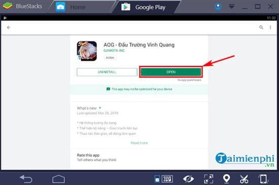 Cách chơi Đấu Trường Vinh Quang, AOG trên máy tính