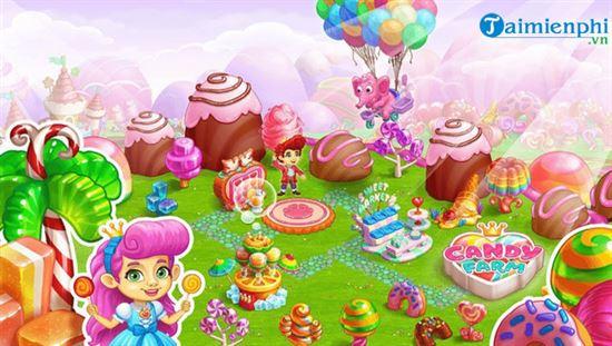 Top game kẹo ngọt hay nhất