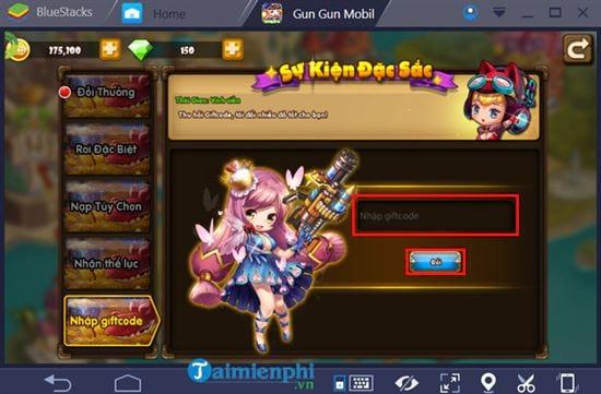 Tổng hợp Mã GiftCode chung dành cho tất cả mọi sever của game Gun Gun Mobile Nhan-code-gun-gun-mobile-6