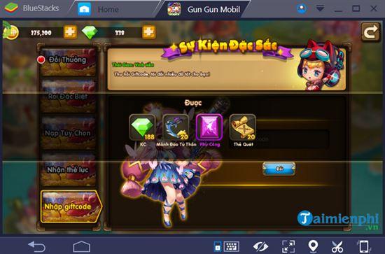 Tổng hợp Mã GiftCode chung dành cho tất cả mọi sever của game Gun Gun Mobile Nhan-code-gun-gun-mobile-7