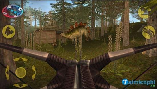 Top game mô phỏng bắn khủng long