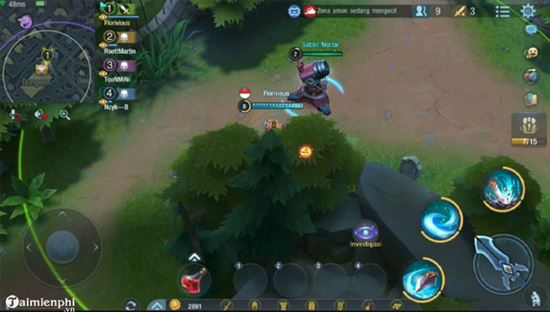 Mẹo hay khi chơi Survival Heroes Việt Nam