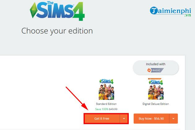 Hướng dẫn tải và cài đặt miễn phí game The Sims 4 2