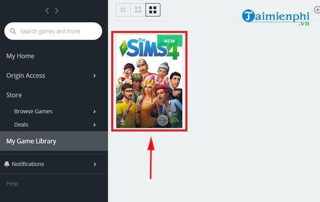Hướng dẫn tải và cài đặt miễn phí game The Sims 4 6