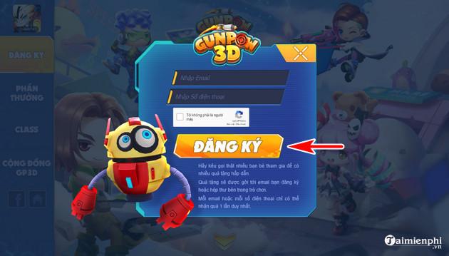 Code GunPow 3D 2
