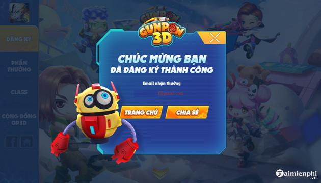 Code GunPow 3D 3