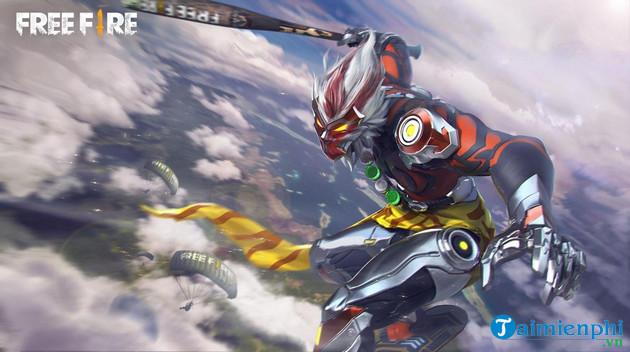 Mẹo sử dụng kỹ năng nhân vật Wukong trong Free Fire
