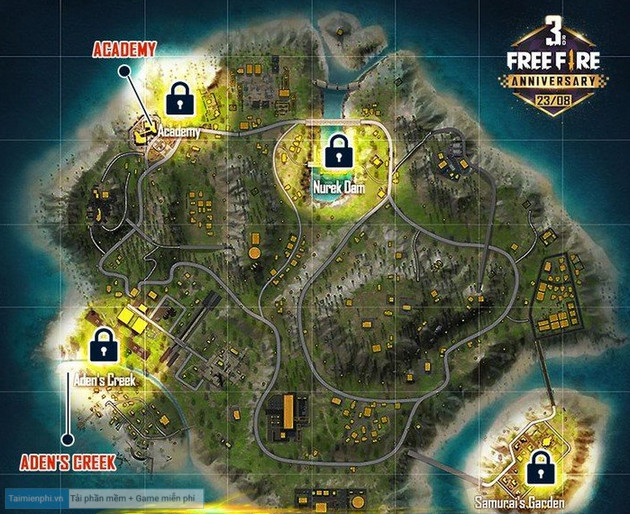 How do you fix your problems in free fire 4?