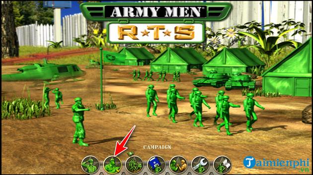 cach tai va choi game army men rts tren may tinh 5