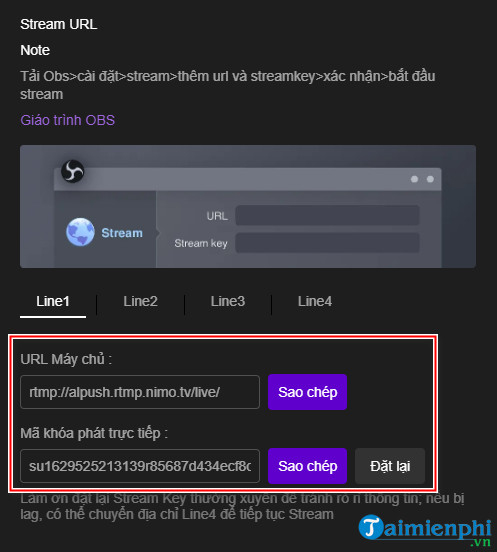 Play video on Nimo TV on your computer