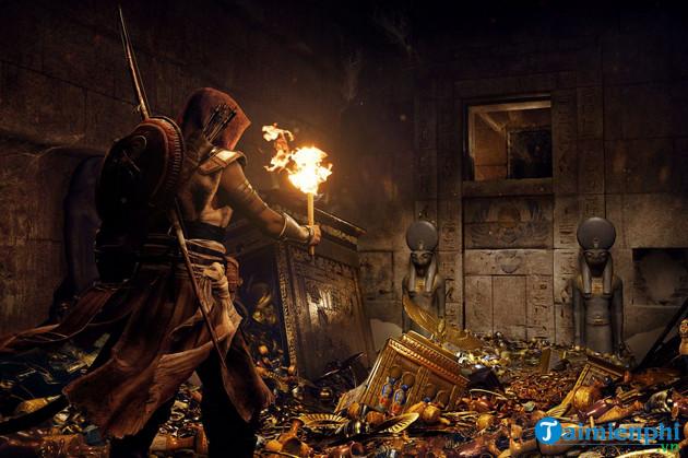 Cấu hình chơi game Assassin's Creed Origins trên PC 2