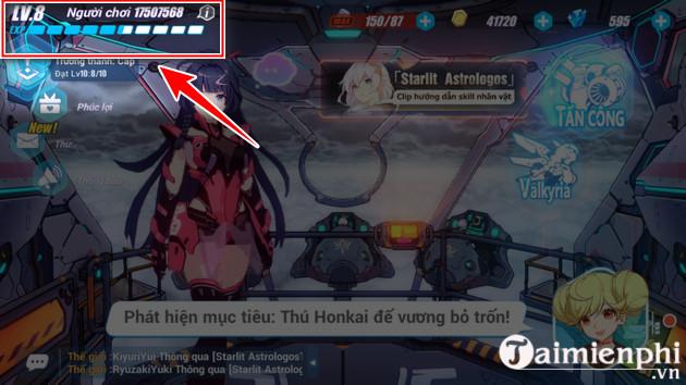 tác động của trò chơi honkai 3 2