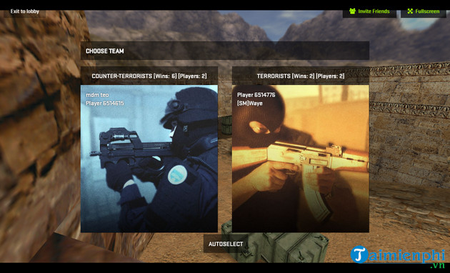 how to play cs 1 6 in web browser 5