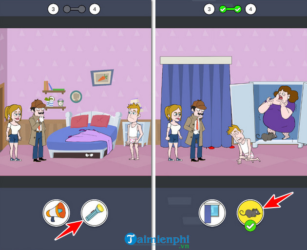 Download and play clue hunter game on iOS