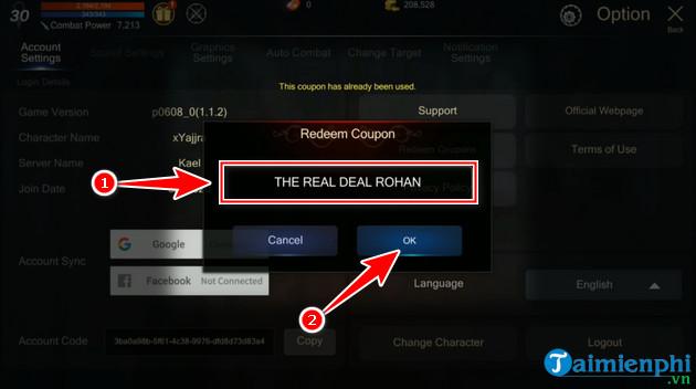 Tổng hợp code chung , GiftCode Rohan M mobile 59779_code-rohan-m-5